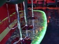 Наливные полы 3d. Клубы и рестораны._15