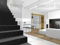 Наливные полы в квартирах, коттеджах_103