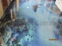 Наливные полы в квартирах, коттеджах_117