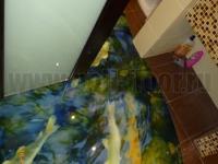 Наливные полы в квартирах, коттеджах_118
