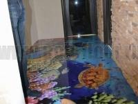 Наливные полы в квартирах, коттеджах_124