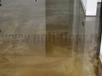 Наливные полы в квартирах, коттеджах_12
