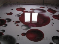 Наливные полы в квартирах, коттеджах_130