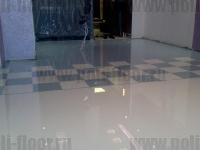 Наливные полы в квартирах, коттеджах_140