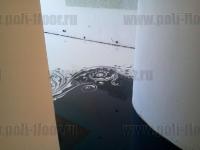 Наливные полы в квартирах, коттеджах_144