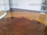 Наливные полы в квартирах, коттеджах_147