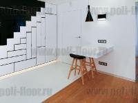 Наливные полы в квартирах, коттеджах_152