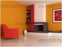 Наливные полы в квартирах, коттеджах_156