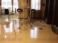 Наливные полы в квартирах, коттеджах_179