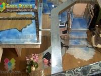 Наливные полы в квартирах, коттеджах_35