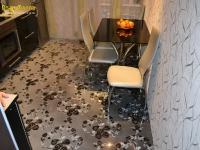 Наливные полы в квартирах, коттеджах_45