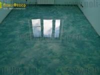 Наливные полы в квартирах, коттеджах_66