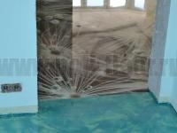 Наливные полы в квартирах, коттеджах_67