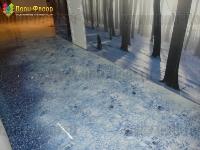 Наливные полы в квартирах, коттеджах_88