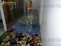 Наливные полы в квартирах, коттеджах_91