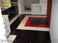 Наливные полы в квартирах, коттеджах_94
