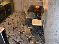 Наливные полы в квартирах, коттеджах_96
