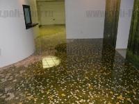 Наливные полы в квартирах, коттеджах_98