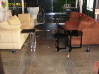 Наливные полы в офисах и салонах_14
