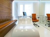 Наливные полы в офисах и салонах_22