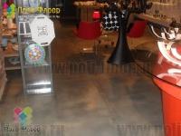 Полимерные полы в бутиках и магазинах_11