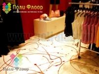 Полимерные полы в бутиках и магазинах_5